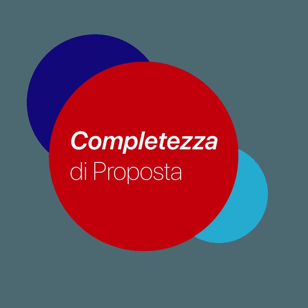 Completezza di Proposta Consulting Valley